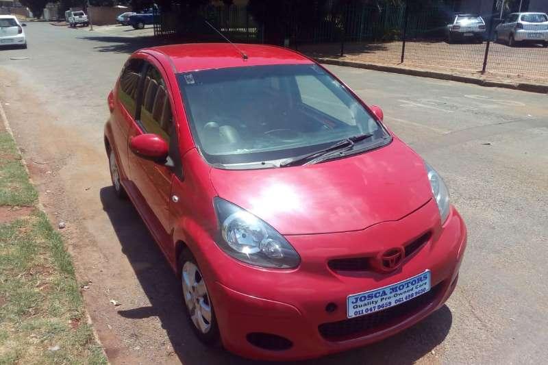 Toyota Aygo 1.0 Fresh 2012