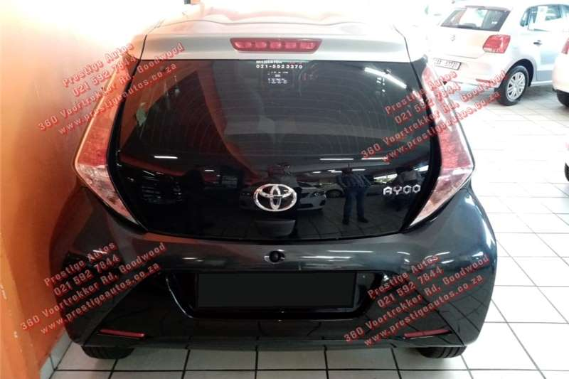 Used 2016 Toyota Aygo