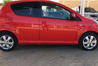 Toyota Aygo 1.0 Wild 2012