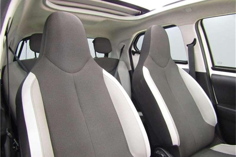 Used 2017 Toyota Aygo 1.0 X Cite