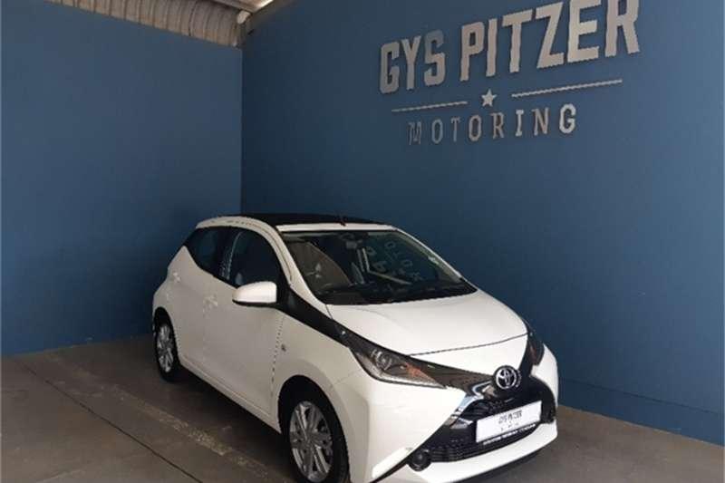 Toyota Aygo 1.0 X Cite 2018