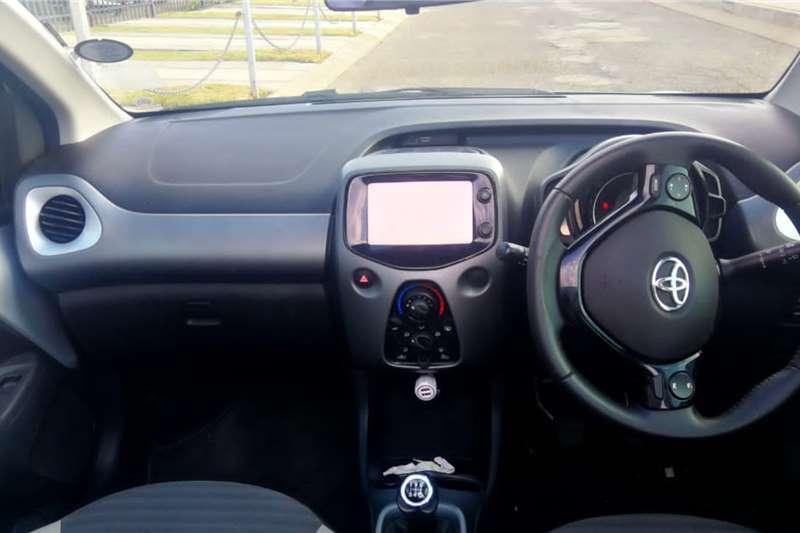 2019 Toyota Aygo Aygo 1.0 X-Cite
