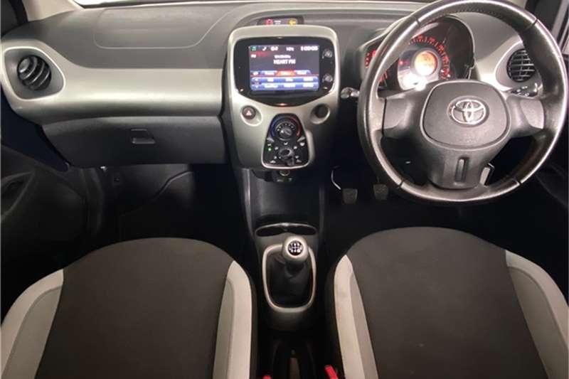 2015 Toyota Aygo Aygo 1.0 X-play