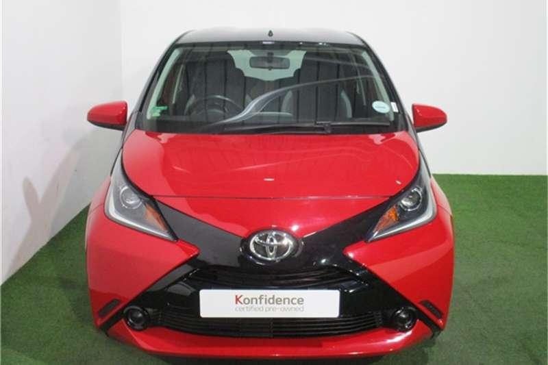 Toyota Aygo 1.0 X-play 2016