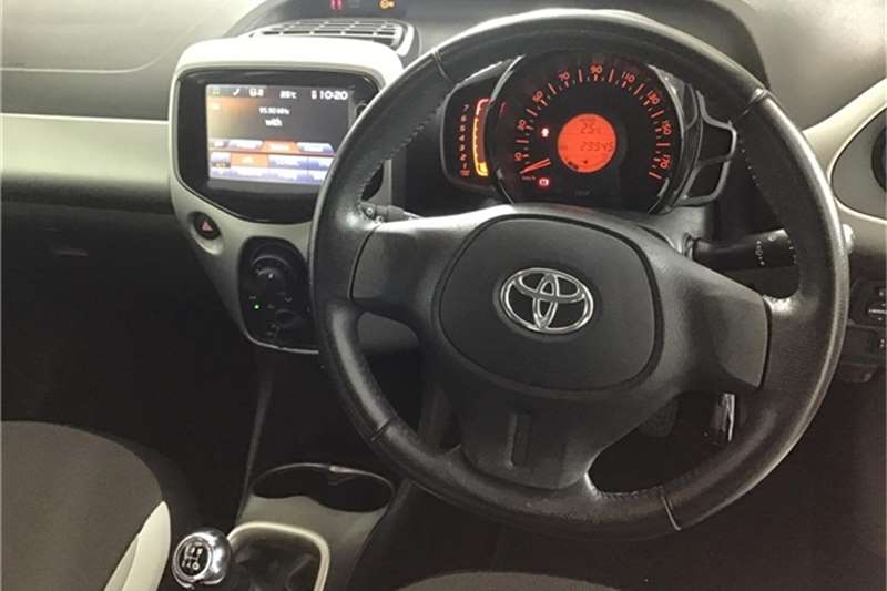 Toyota Aygo 1.0 X-play 2017