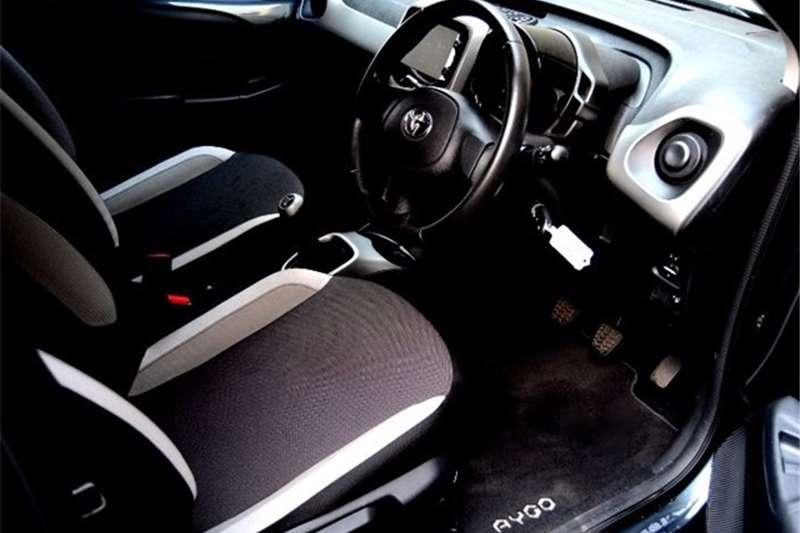 2017 Toyota Aygo Aygo 1.0 X-play