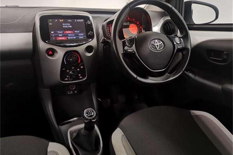 2018 Toyota Aygo Aygo 1.0 X-play