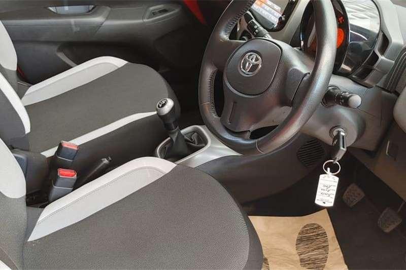 Used 0 Toyota Aygo