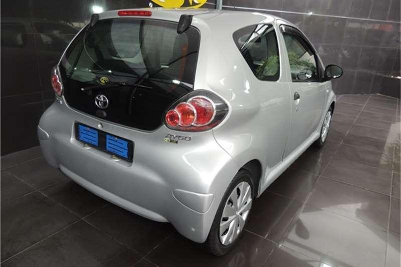 Toyota Aygo 3 door 1.0 Fresh 2012