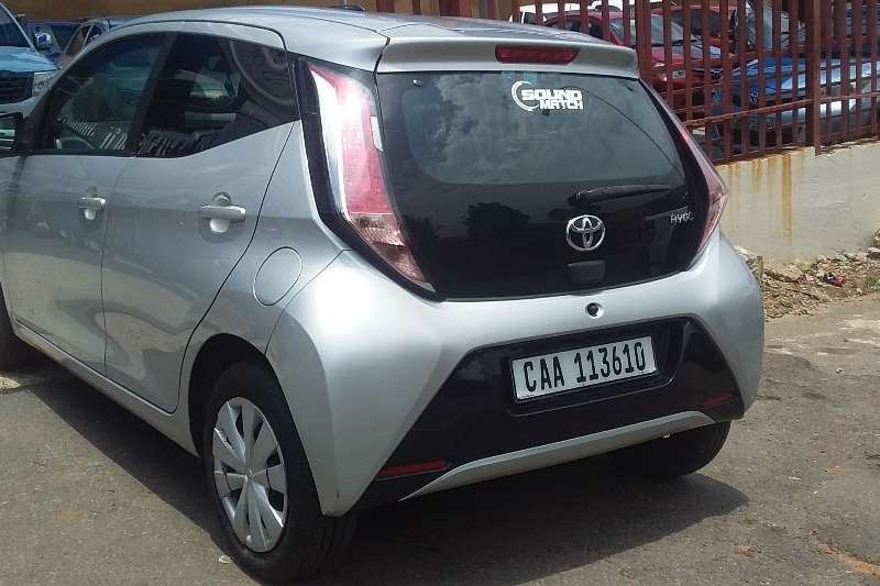 Toyota Aygo 3 door 1.0 Fresh 2015