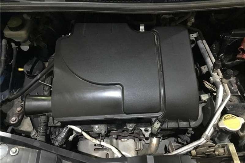 Toyota Aygo 3-door 1.0 Wild 2012