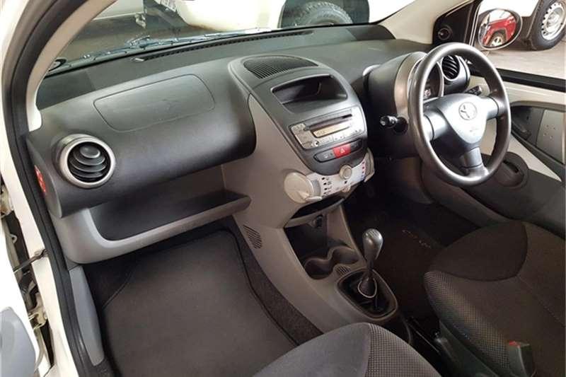 2012 Toyota Aygo Aygo 3-door 1.0 Wild
