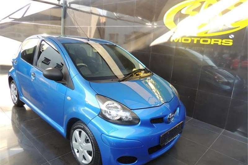 Toyota Aygo 5 Door 1.0 Fresh 2011