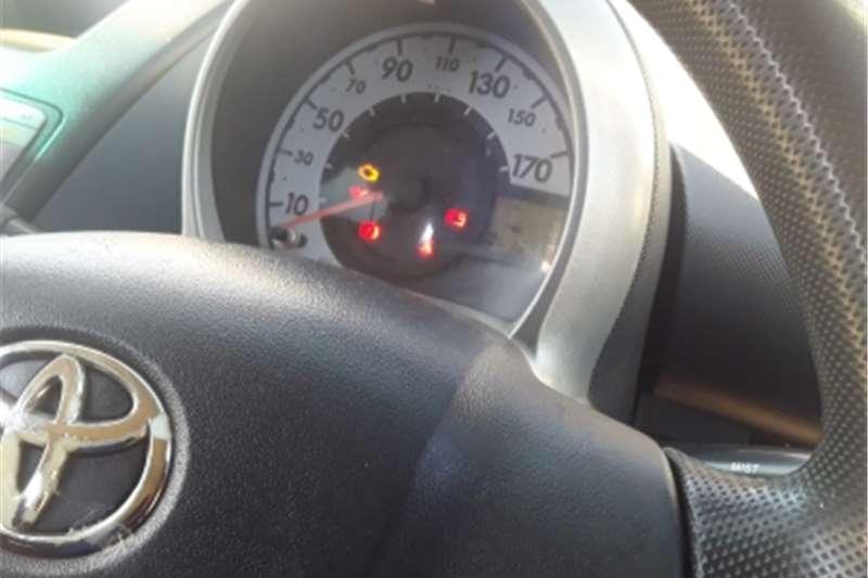 Toyota Aygo 5 door 1.0 Fresh 2011