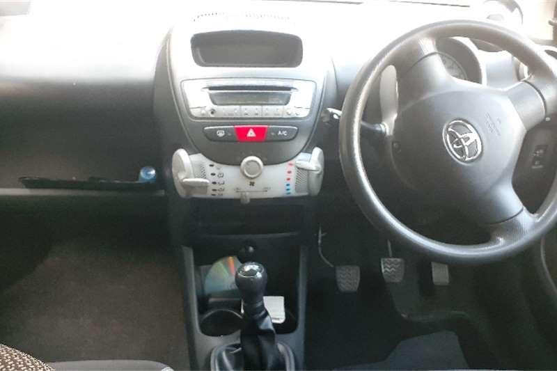 Toyota Aygo 5 door 1.0 Fresh 2012