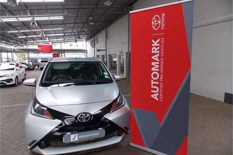 Toyota Aygo 5 door 1.0 Fresh 2016