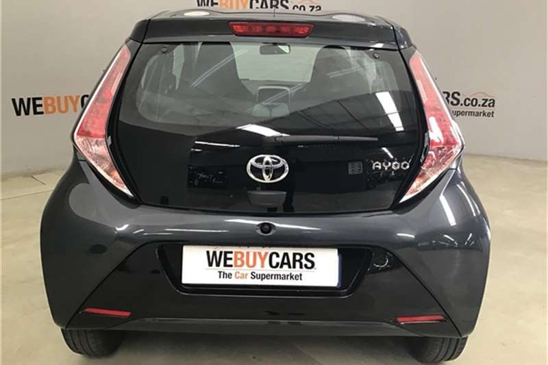 Toyota Aygo 5 door 1.0 Fresh 2017
