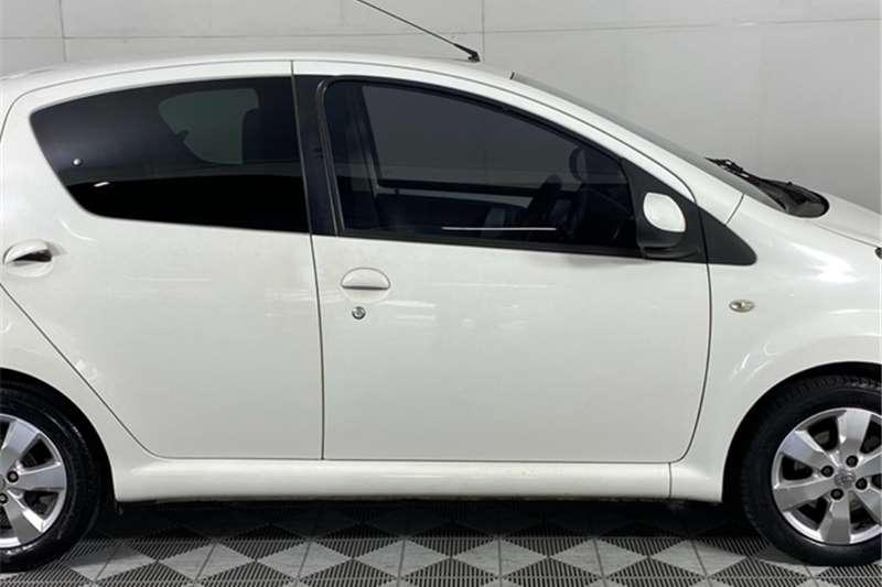 2011 Toyota Aygo Aygo 5-door 1.0 Wild