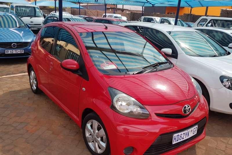 Toyota Aygo 5 door 1.0 Wild 2012