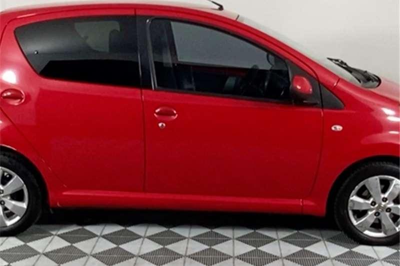 2012 Toyota Aygo Aygo 5-door 1.0 Wild