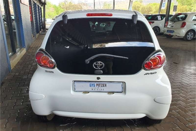 Toyota Aygo 5-door 1.0 Wild 2014