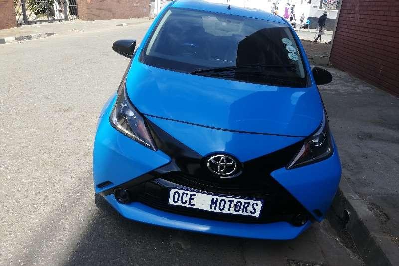 2016 Toyota Aygo hatch