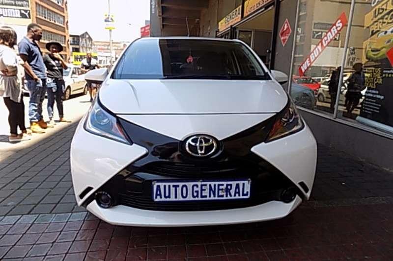 Toyota Aygo Hatch AYGO 1.0 (5DR) 2017