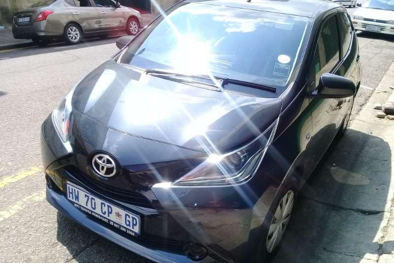 Used 2017 Toyota Aygo Hatch AYGO 1.0 (5DR)