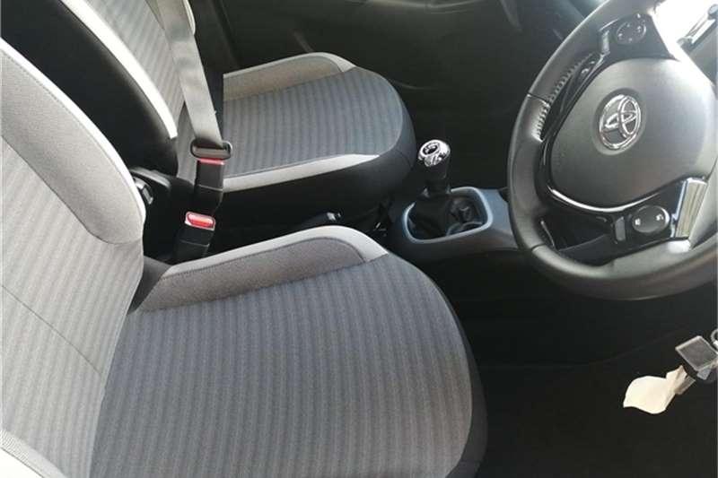 Toyota Aygo Hatch AYGO 1.0 (5DR) 2019