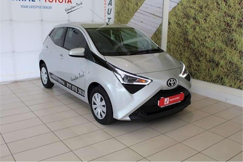 Toyota Aygo Hatch AYGO 1.0 (5DR) 2020