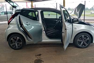 Used 2019 Toyota Aygo Hatch AYGO 1.0  X CLUSIV (5DR)