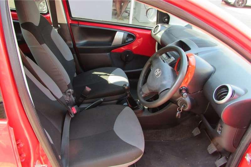 Used 2013 Toyota Aygo Hatch AYGO 1.0  X  PLAY (5DR)