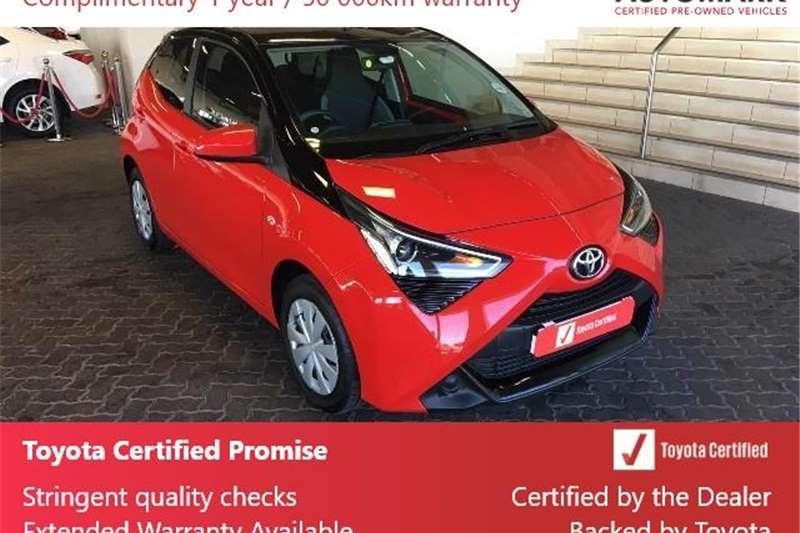 Toyota Aygo Hatch AYGO 1.0  X  PLAY (5DR) 2018