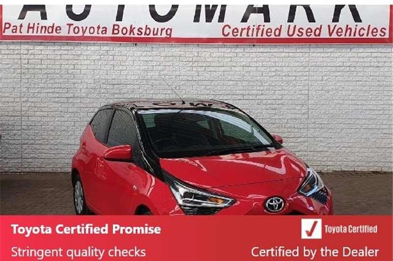 Toyota Aygo Hatch AYGO 1.0  X  PLAY (5DR) 2019