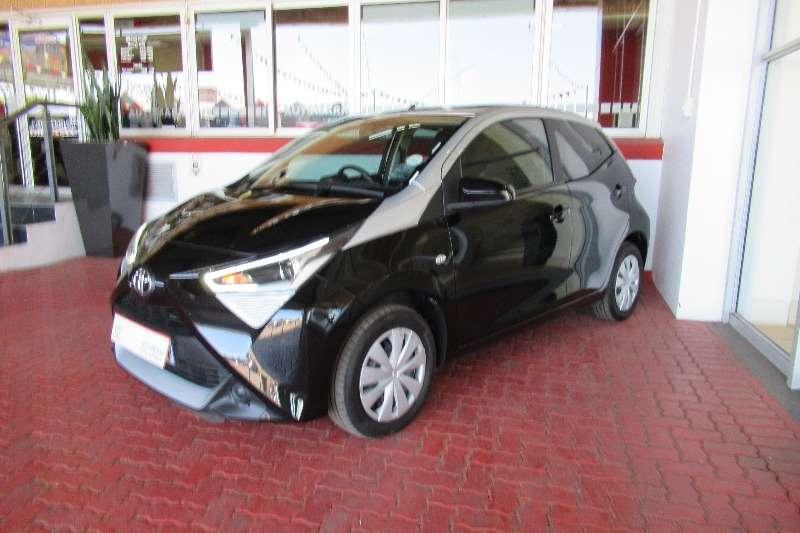 2018 Toyota Aygo hatch