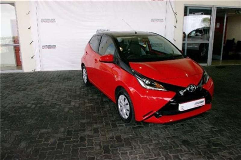 2019 Toyota Aygo hatch AYGO 1.0  X  PLAY (5DR)