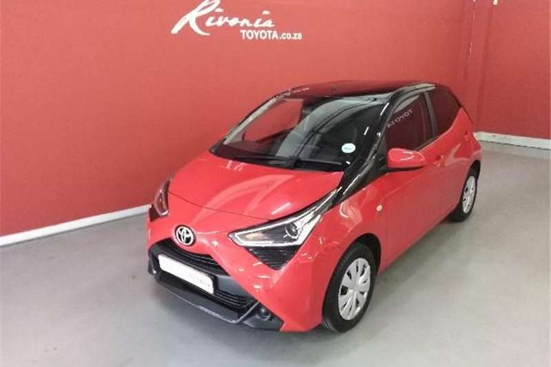 2018 Toyota Aygo hatch AYGO 1.0  X  PLAY (5DR)