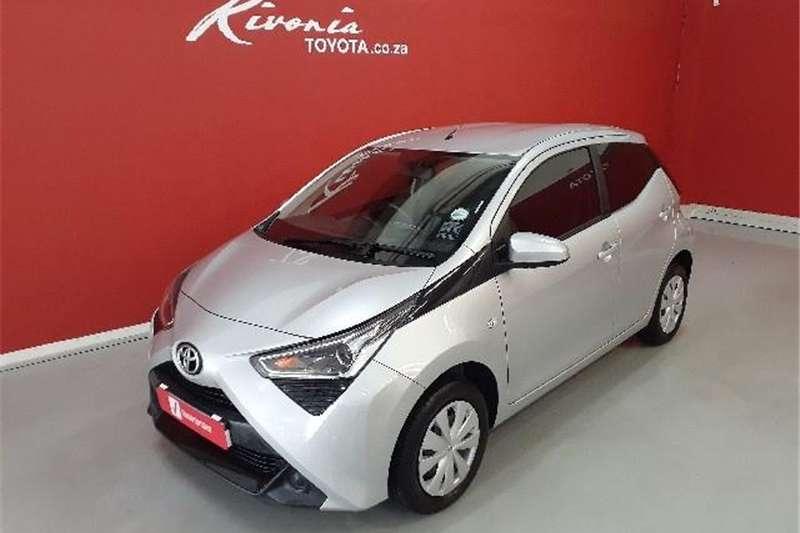 2019 Toyota Aygo hatch AYGO 1.0 (5DR)