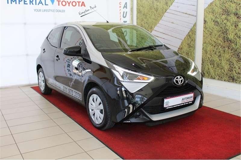 2019 Toyota Aygo hatch AYGO 1.0  X  PLAY (5DR)
