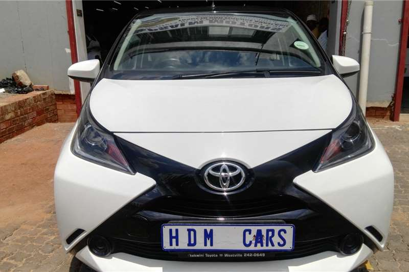 2017 Toyota Aygo hatch AYGO 1.0  X CLUSIV (5DR)