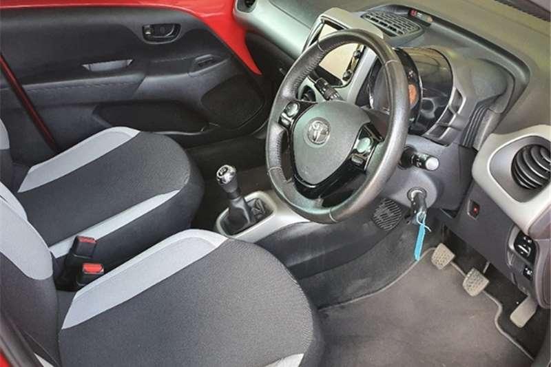 2018 Toyota Aygo hatch AYGO 1.0 (5DR)
