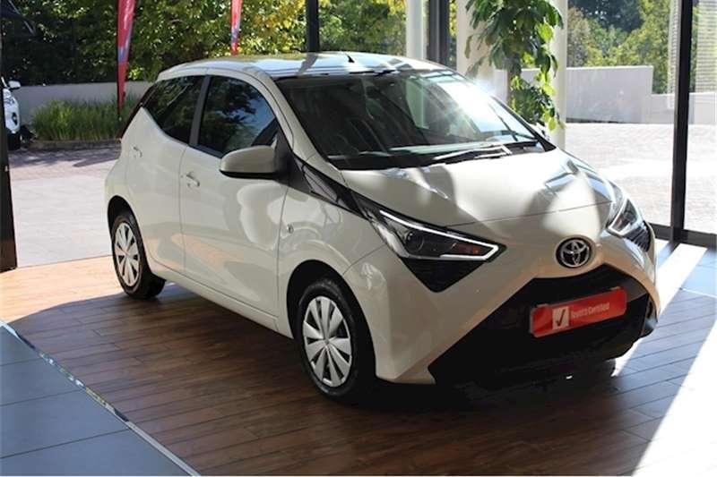 2020 Toyota Aygo hatch AYGO 1.0 (5DR)