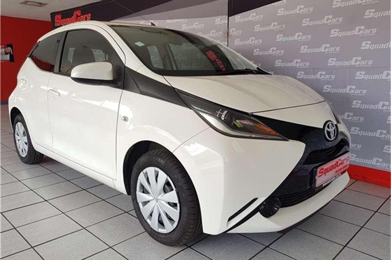 2018 Toyota Aygo 1.0