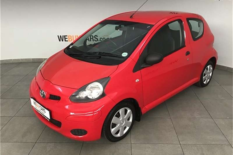 2012 Toyota Aygo 3 door 1.0 Fresh