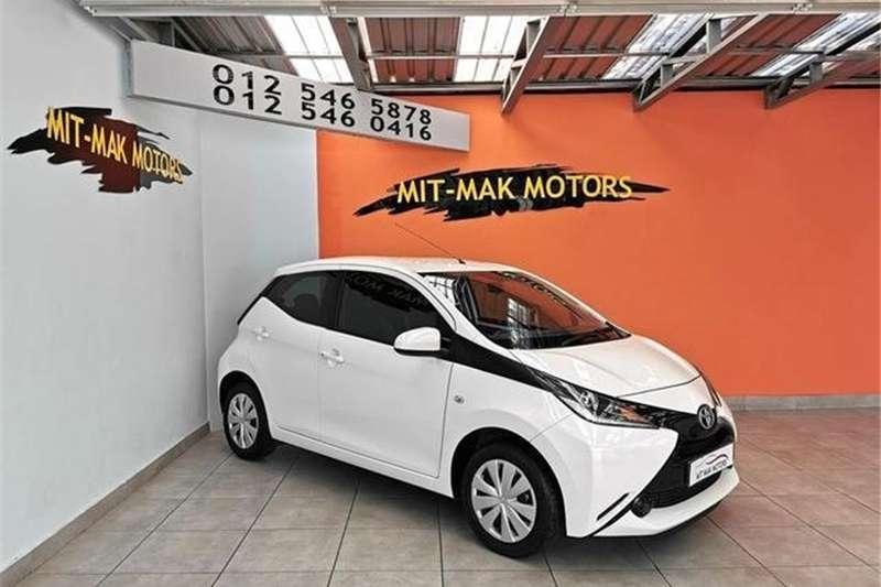 2015 Toyota Aygo 1.0