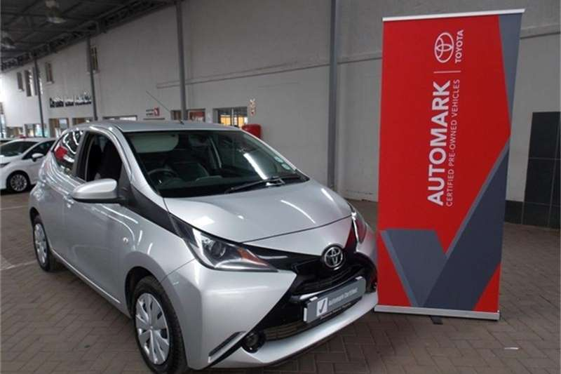 2016 Toyota Aygo 5 door 1.0 Fresh