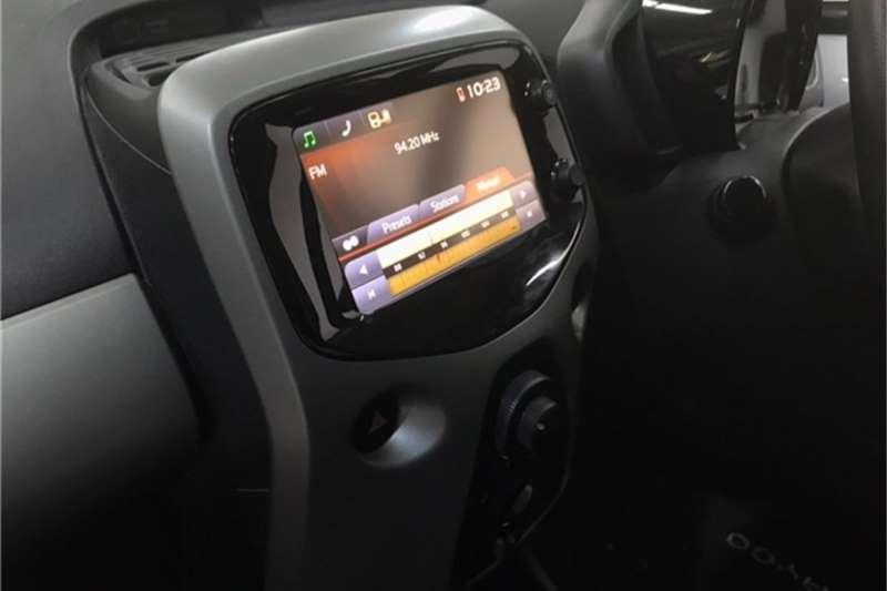 2017 Toyota Aygo 1.0 X play
