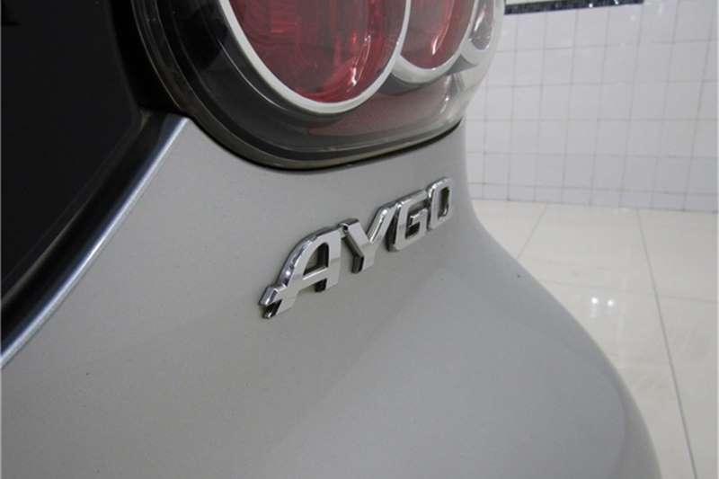 2012 Toyota Aygo 5 door 1.0 Wild
