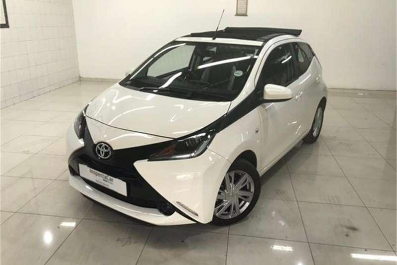 2017 Toyota Aygo 1.0 X Cite