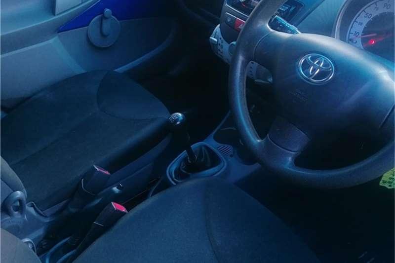 2012 Toyota Aygo